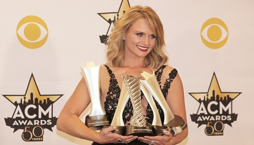 Miranda Lambert, Alicia Keys, Dan + Shay, Chris Young, Band Perry Added To ACM Honors Lineup
