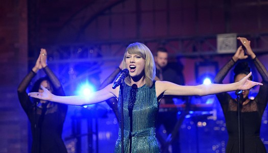 """Report: Taylor Swift Opening The Grammys With """"1989"""" Song"""