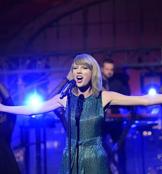 Taylor Swift (CBS)