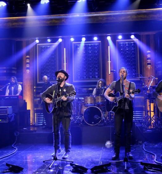 Zac Brown Band (NBC)
