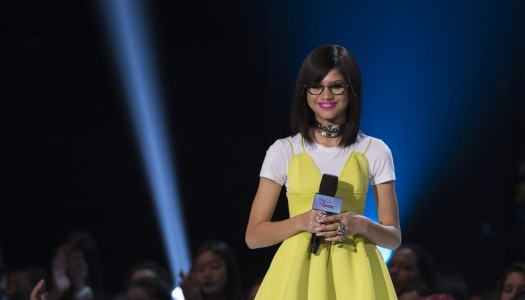 Zendaya, Ellie Goulding, Fifth Harmony, Kylie Jenner Presenting At American Music Awards