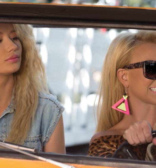 Britney Spears Iggy Azalea
