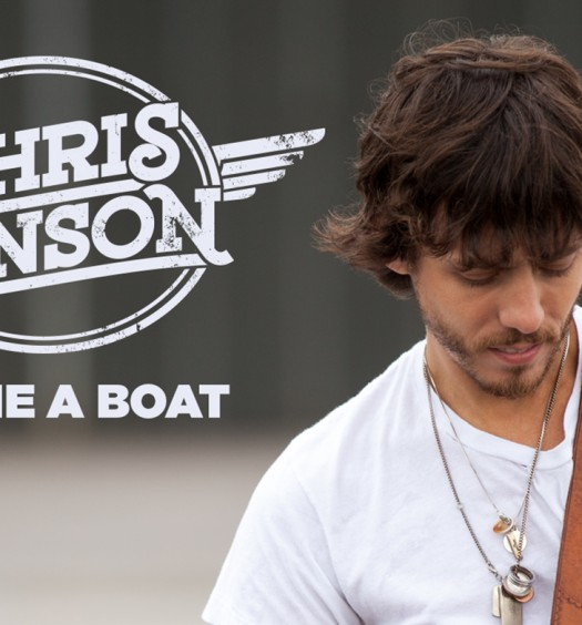"Chris Janson: Chris Janson's ""Buy Me A Boat"" Is Country's Most Added"