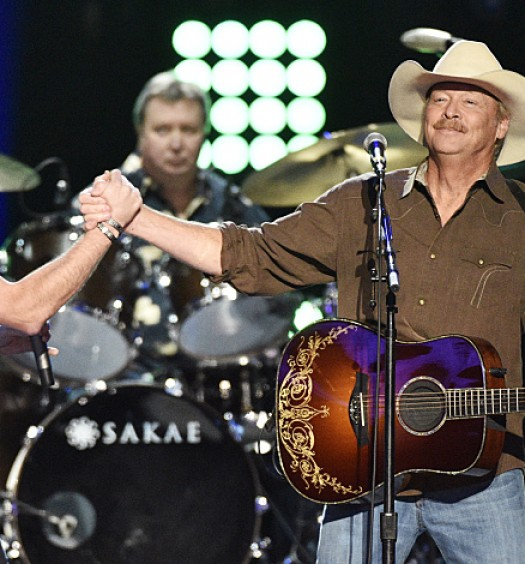 Cole Swindell Alan Jackson