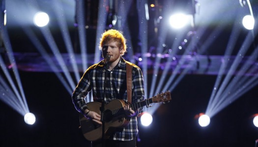 "Ed Sheeran's ""Shape Of You"" Erupts As Hot AC Radio's Most Added Song"