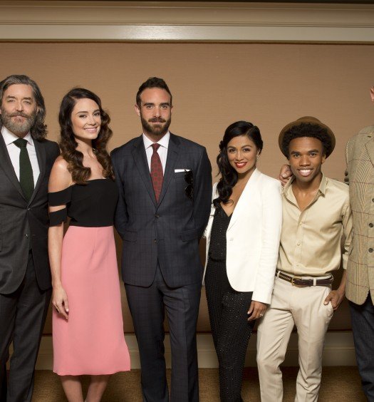TIMOTHY OMUNDSON, MALLORY JANSEN, JOSHUA SASSE, KAREN DAVID, LUKE YOUNGBLOOD, VINNIE JONES