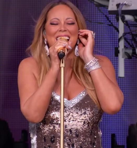 Mariah Carey Kimmel