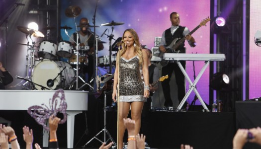 "Mariah Carey Set to Appear, Jennifer Hudson Set to Perform on ""Good Morning America"""