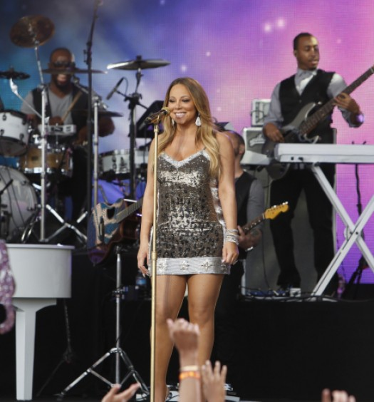 Mariah Carey [Cr: ABC]