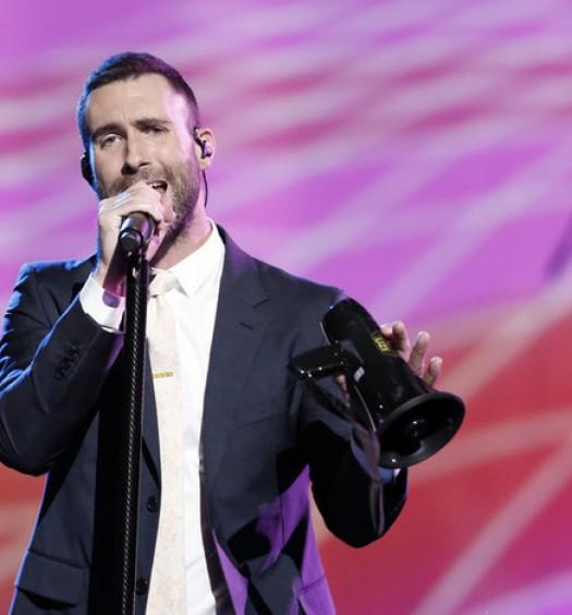 Maroon 5's Adam Levine [NBC]