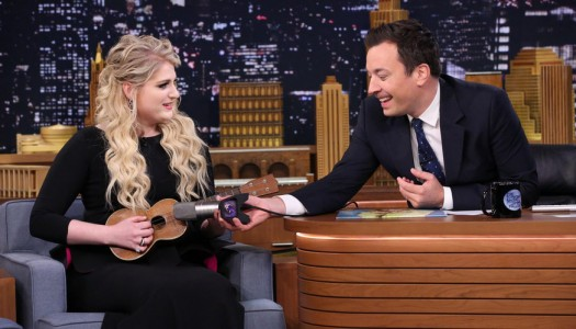 """Meghan Trainor's """"Title"""" Reaches 3X Platinum In US; """"Thank You"""" Certified Gold"""