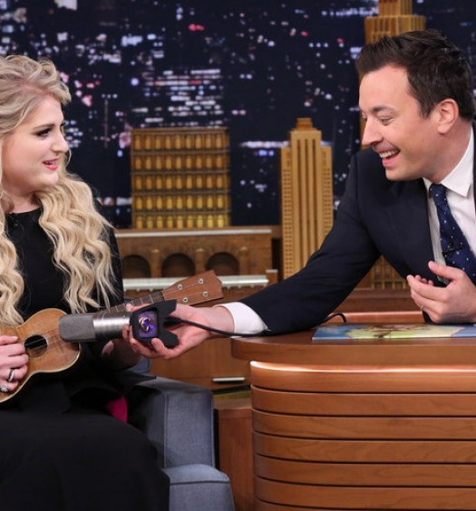 Meghan Trainor (NBC)