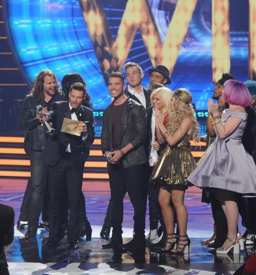 Nick American Idol Finale