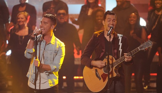 """Andy Grammer's """"Honey, I'm Good"""" Sales Surge After """"Idol"""" Duet with Nick Fradiani"""