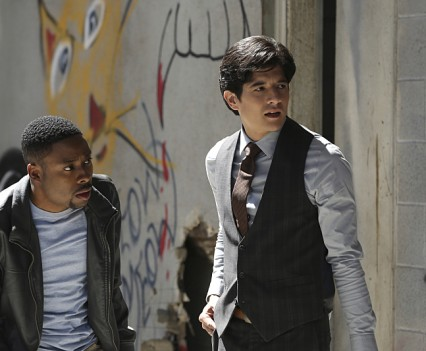 "First Look: CBS Unveils ""Rush Hour,"" ""Supergirl ..."