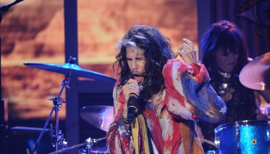 "Steven Tyler Scheduled To Perform On ""The Tonight Show Starring Jimmy Fallon"""