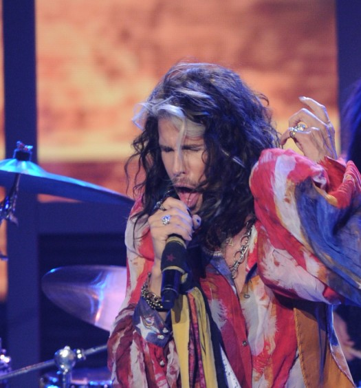 Steven Tyler [Cr: FOX]