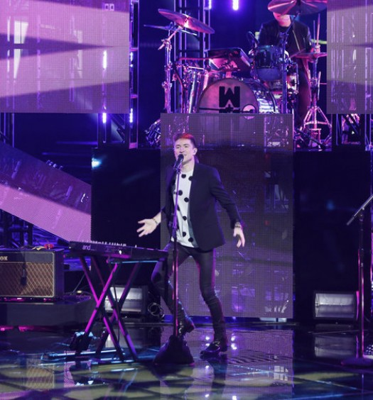Walk the Moon [Cr: NBC]