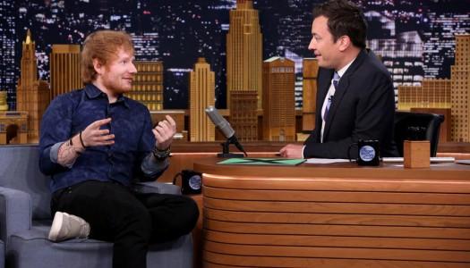 "Ed Sheeran's ""Shape Of You"" Added By Los Angeles' 102.7 KIIS FM"