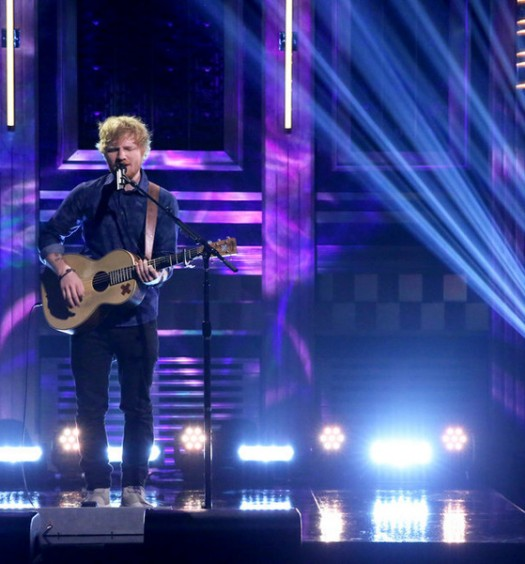 Ed Sheeran (Tonight Show | NBC)