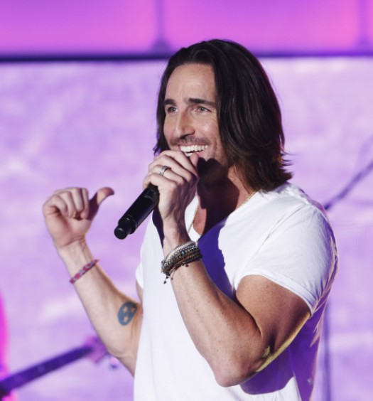 Jake Owen [Cr: ABC]