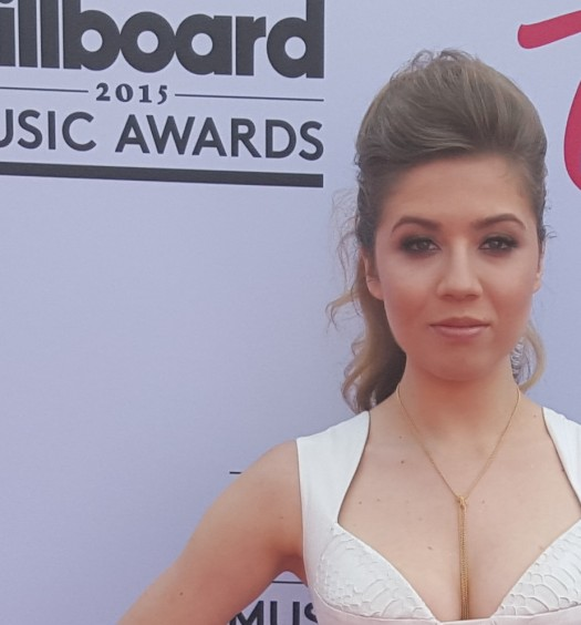 Jennette McCurdy [Cr: dcp]