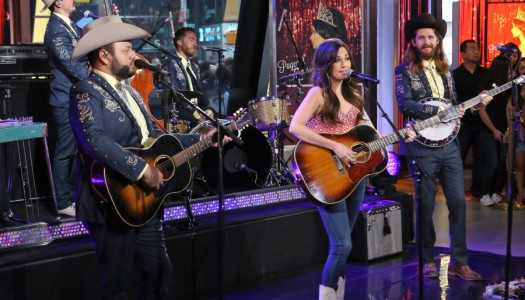 "Kacey Musgraves' ""Kimmel"" Performance Confirmed; A$AP Rocky, Cold War Kids Also Booked"