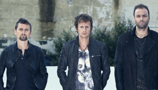 "Muse's ""Black Holes & Revelations,"" ""Resistance,"" ""Absolution"" Certified Platinum In US; ""2nd Law"" Gold"