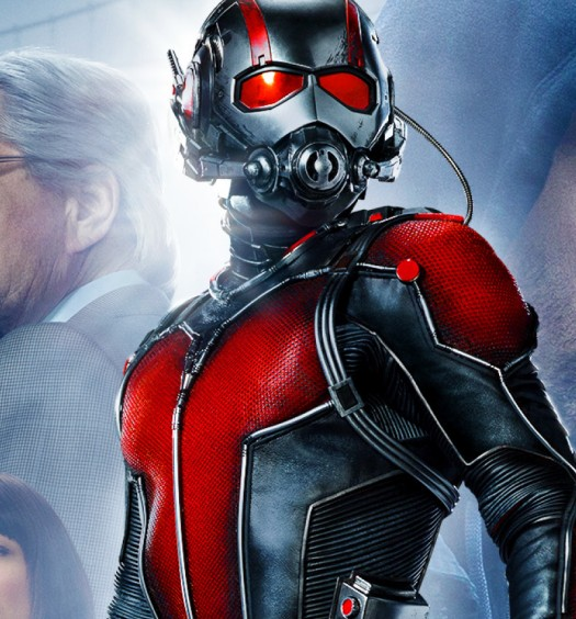 Ant Man - Official Poster