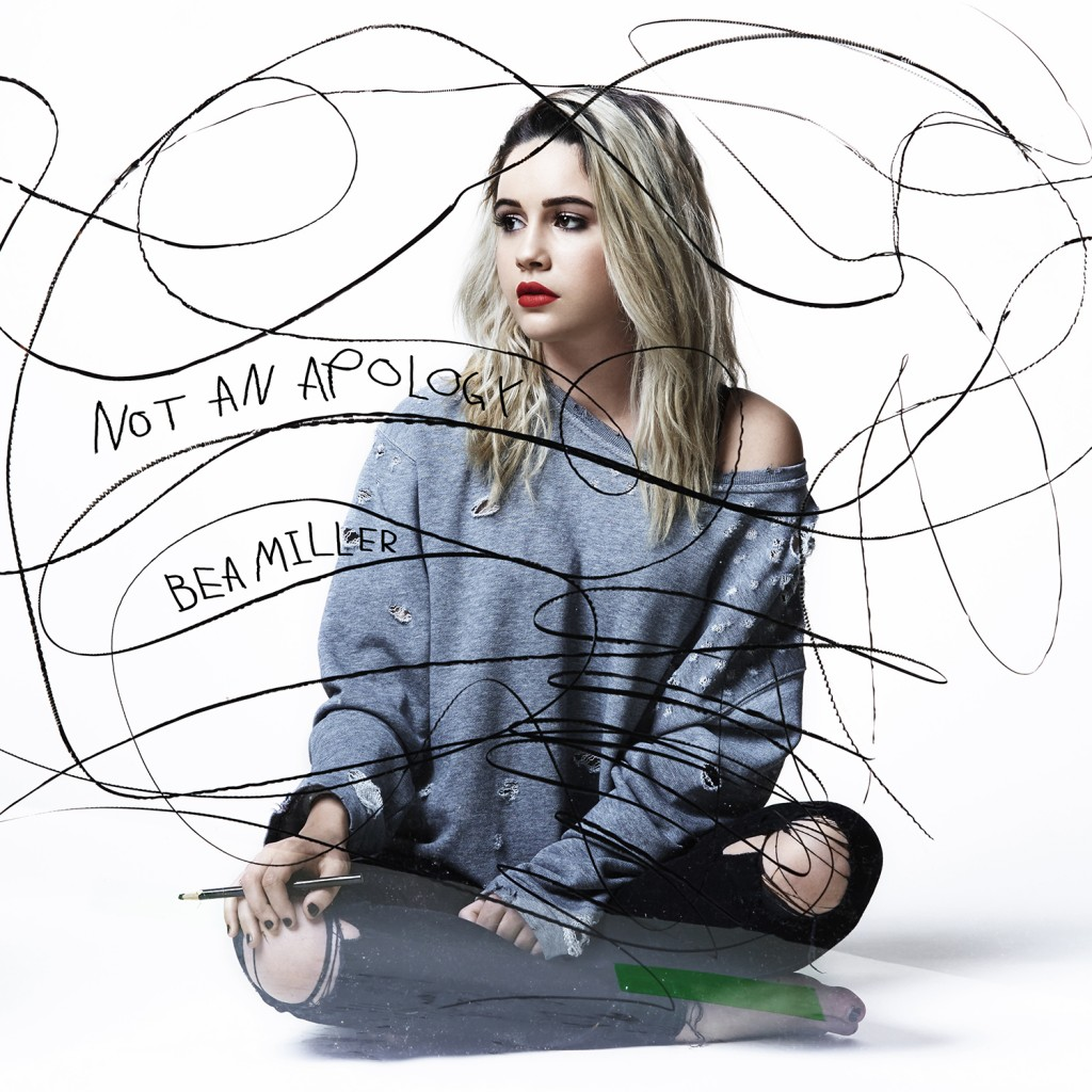 Bea Miller's 'Not an Apology' arrives on July 24