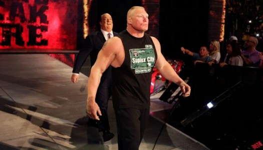 Report: WWE Writers Pitched Idea for Brock Lesnar to Debut as Gay Character