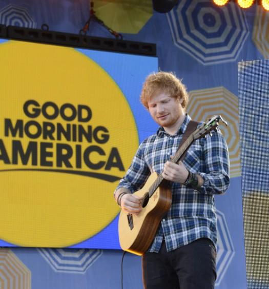Ed Sheeran [ABC]