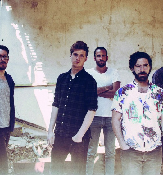 Foals [WBR Press Photo]