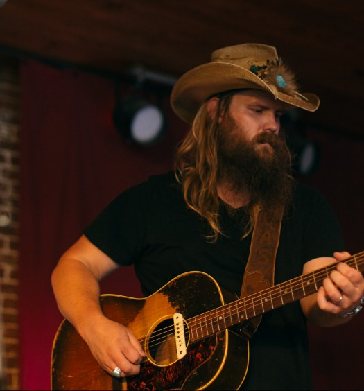 Chris Stapleton [UMG]