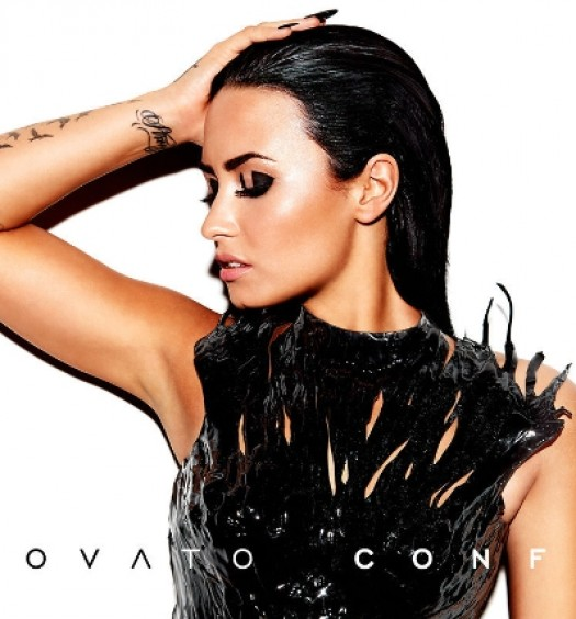 Hollywood Records - Demi Lovato Confident Album Art
