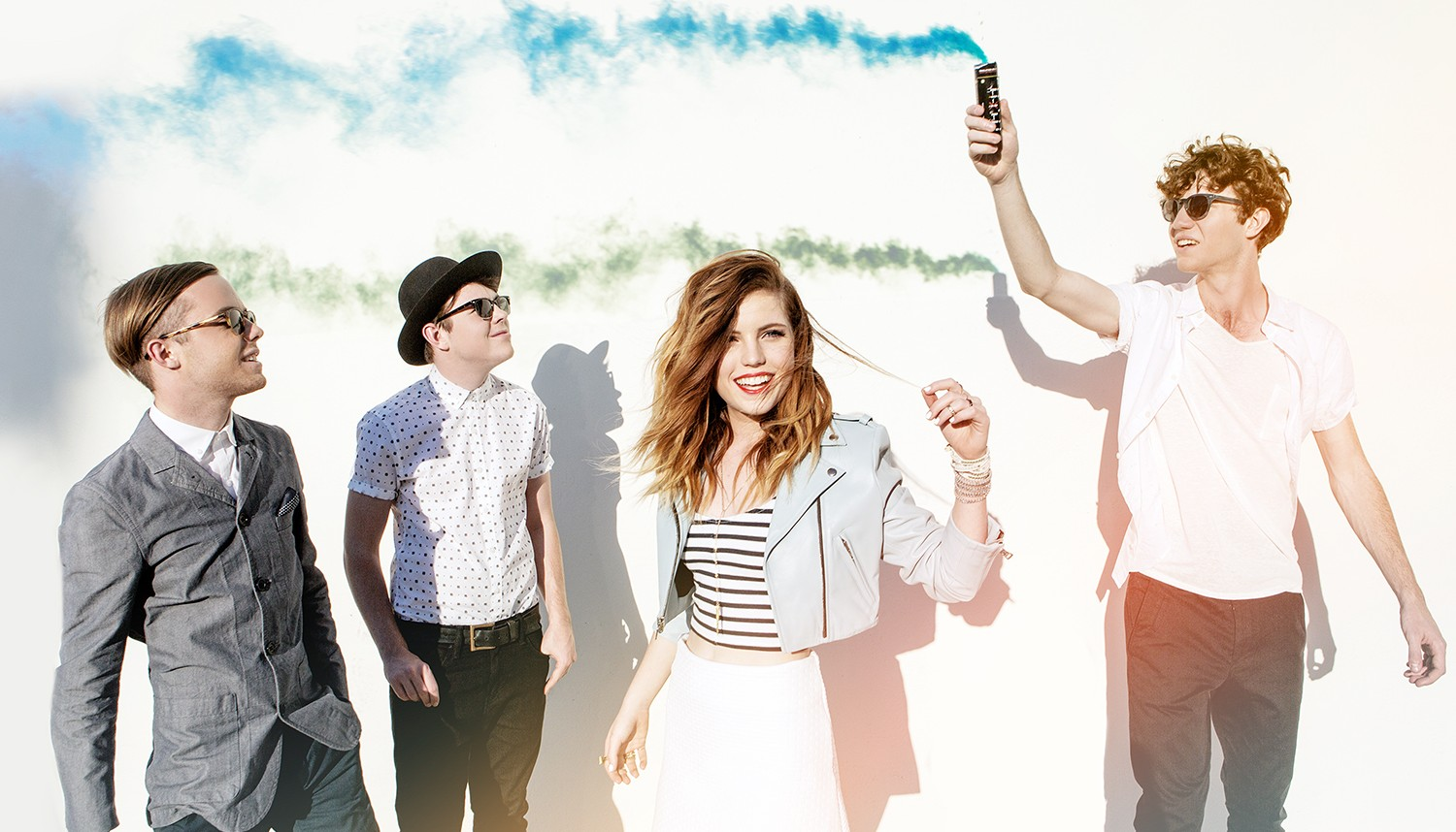 Echosmith [Nicole Nodland | WBR Press]