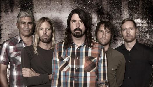 "Foo Fighters' ""Saint Cecilia"" Earns Most-Added Honor At Alternative Radio"