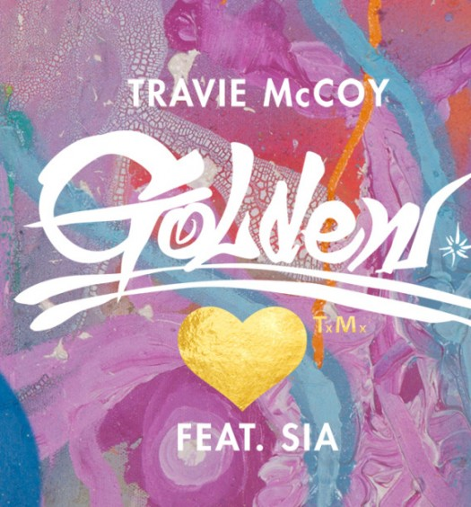 Travie Mccoy [Golden Cover]