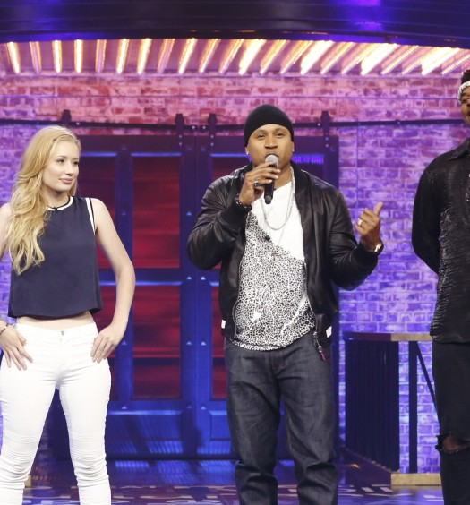 Gigi Hadid On Lip Sync Battle Video: BBMAs: Taylor Swift's Bad Blood Squad, Britney & Iggy
