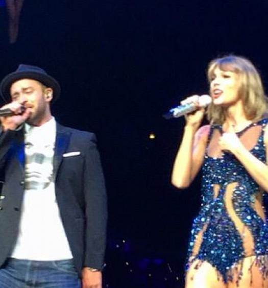 Justin Timberlake Taylor Swift