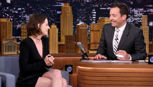 """Kristen Stewart Booked To Appear on """"The Tonight Show Starring Jimmy Fallon"""""""
