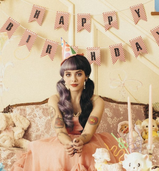 Melanie Martinez [Catie Laffoon | Atlantic]