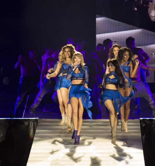 Taylor Swift Fifth Harmony [Twitter]