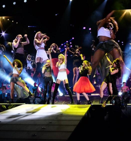Little Mix Taylor Swift [Twitter]