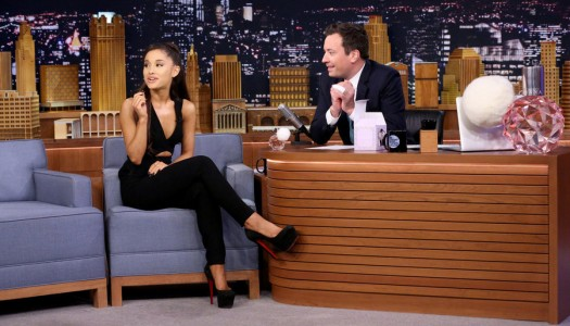 "Ariana Grande Scheduled For February 22 ""Tonight Show Starring Jimmy Fallon"""