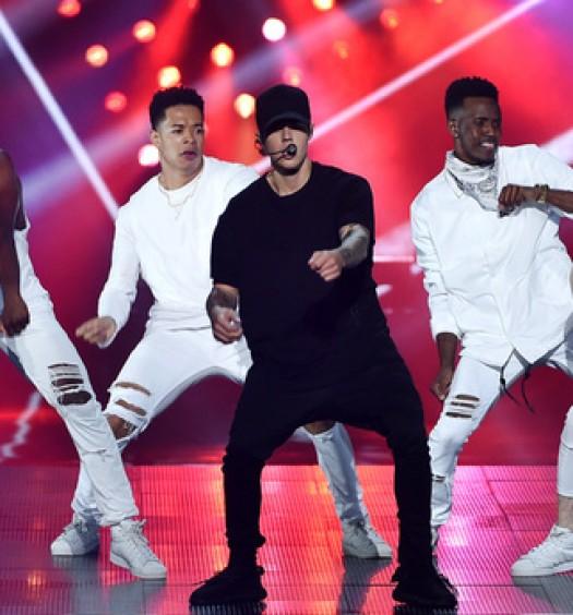 Bieber VMA