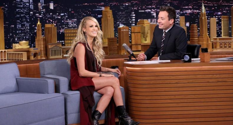 Carrie Underwood [NBC]