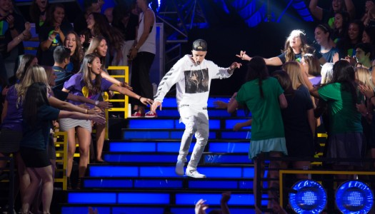 Justin Bieber, Macklemore & Ryan Lewis, Chris Brown Reach Top 25 at Rhythmic Radio