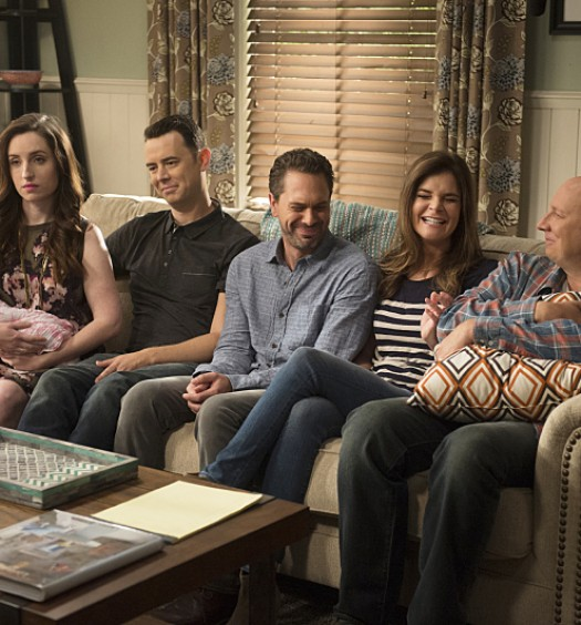 Life in Pieces S1E1