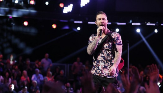 "Maroon 5 Will Perform New Single ""Cold"" On February 15 ""Ellen DeGeneres Show"""